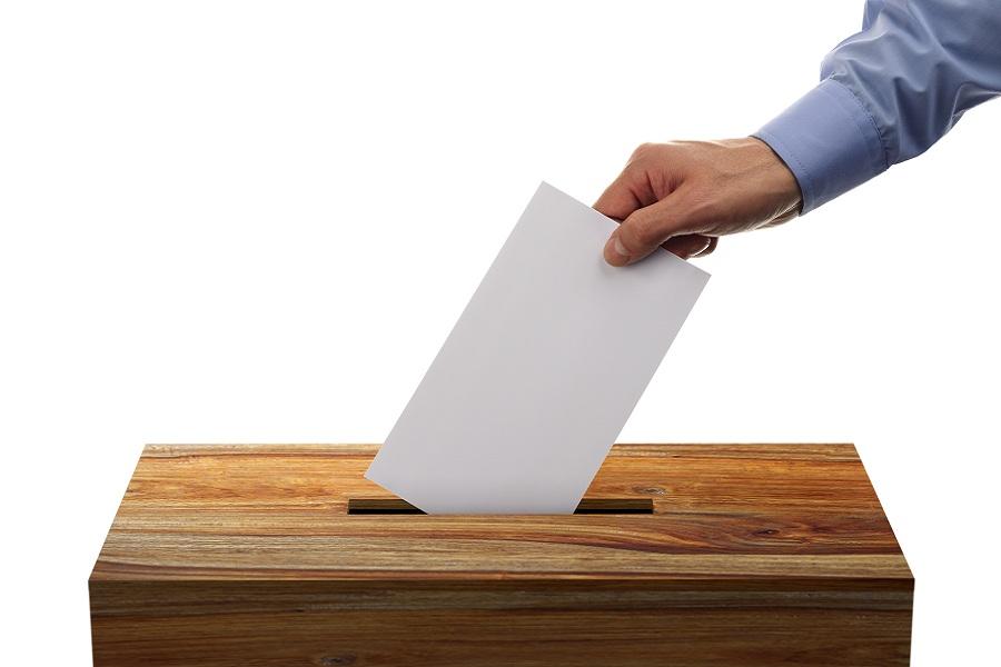 vote-hand