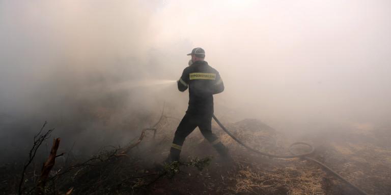 Καταγραφή δεδουλευμένων ωρών εργασίας (ρεπό) από υπερεργασία στο πυροσβεστικό προσωπικό από τις γενικές επιφυλακές.